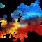 Mappe Europee in formato digitale